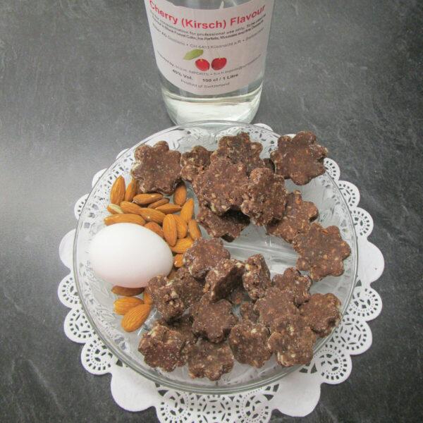 Basler Brunsli, homemade by Hildegard's Cookies